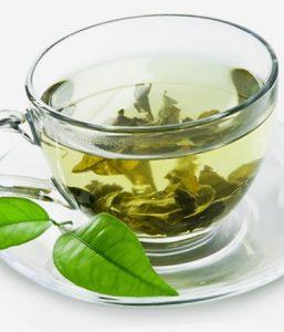 Маска от выпадения волос с зеленым чаем
