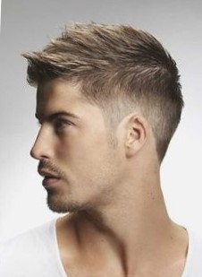 Причёски мужские теннис