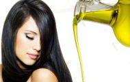 Польза оливкового масла для волос