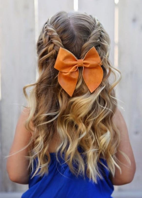 Фото причёсок детских