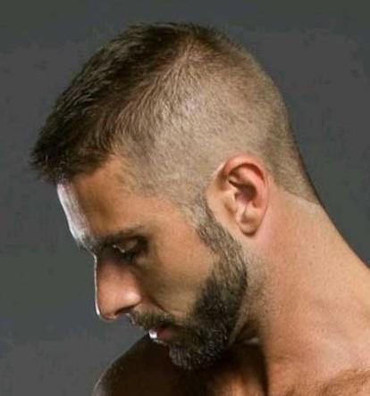 Причёска боксер