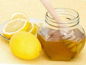 Маска для волос с медом и лимоном