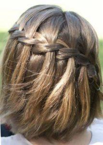 Красивые прически на средние волосы фото