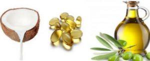 Маска для волос с медом и витаминами А и Е