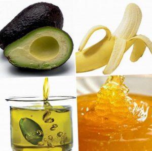 Ингредиенты для яичной маски для волос