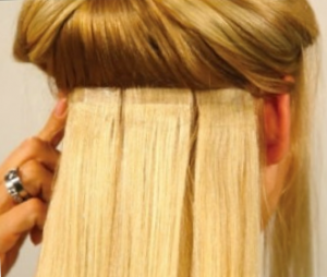 Как удлинить волосы Поговорим о ленточном наращивании