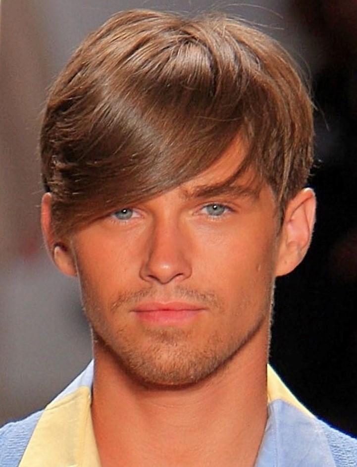 Какие прически мужские для густых волос