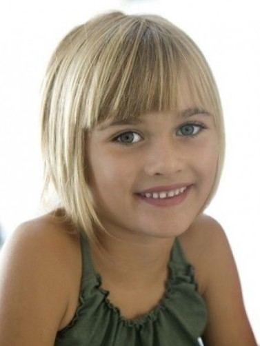 Фото стрижек на короткие волосы для девочек
