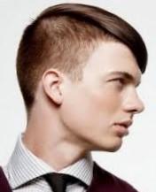 Стильная мужская стрижка