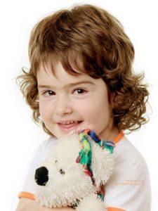 Детские стрижки для девочек