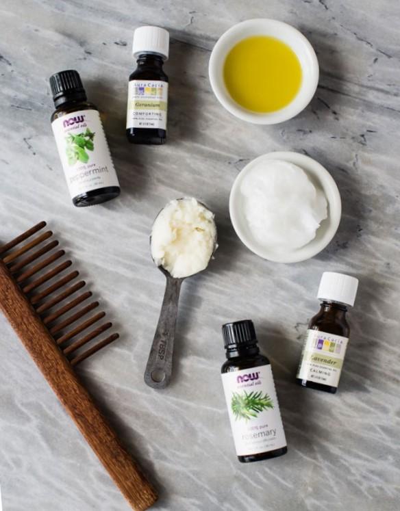 Польза масла арганы для волос
