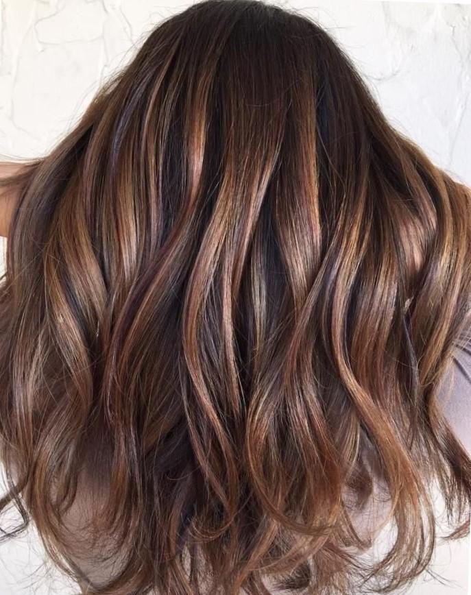 Схема 3 д окрашивание волос