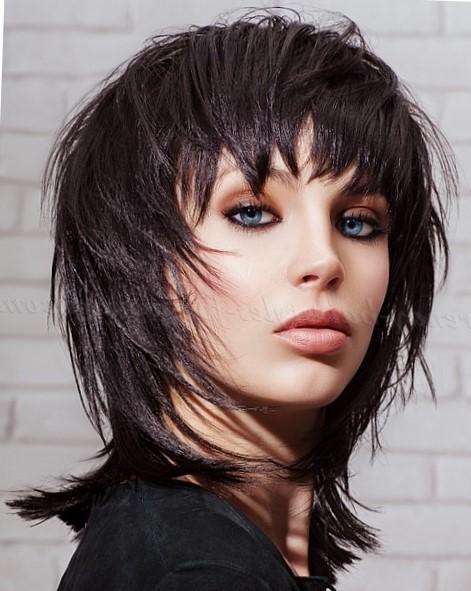 Укладка волос на длинные волосы с объемом 108
