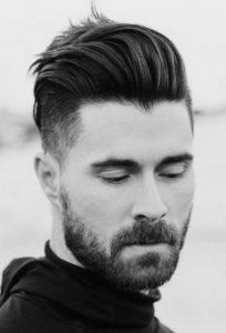 Андеркат - мужская стрижка на короткие волосы