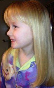 Детские стрижки для девочек на длинные волосы
