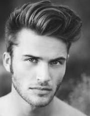Мужская стрижка на средние волосы канадка