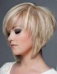 Стрижки на средние жидкие волосы