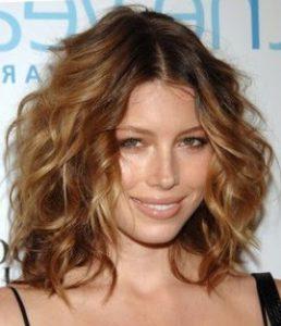 Стрижки для тонких вьющихся волос