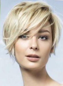 Короткие стрижки на тонкие волосы для объема