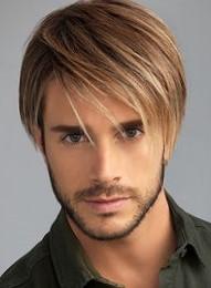 Боб - мужская стрижка на короткие волосы
