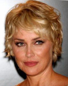 женские стрижки на короткие волосы для женщин 50 лет
