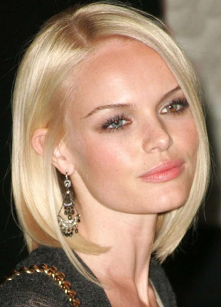 Фото стрижек для тонких светлых волос