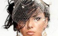 Идеи красивых свадебных причесок для коротких волос 2019