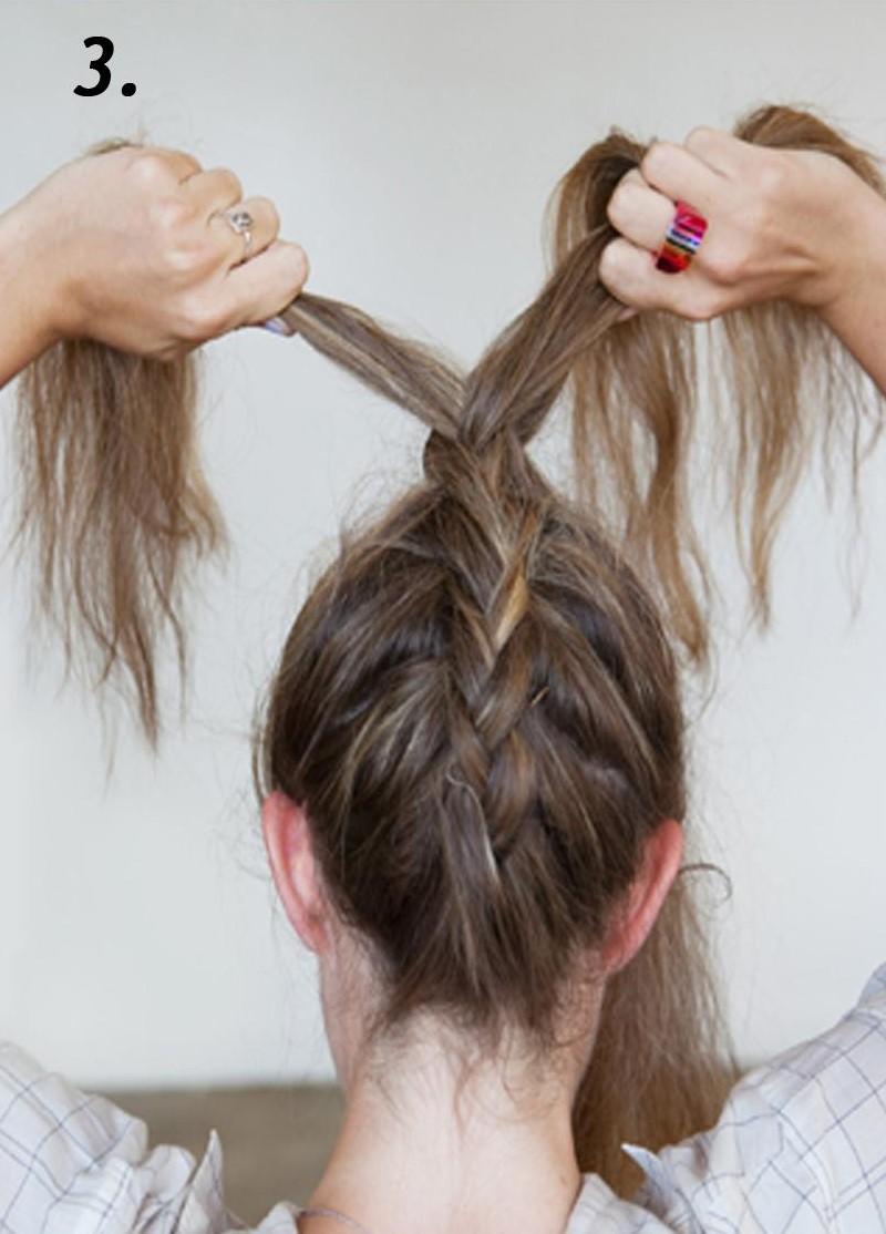 прически на редкие волосы фото на каждый день