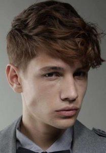 Casual - подростковая стрижка для мальчиков