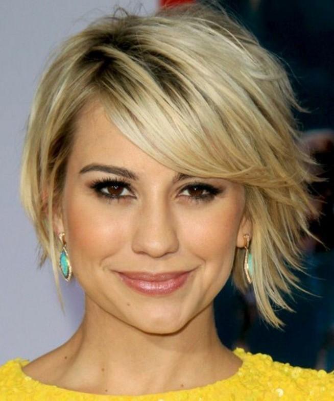 Женские стрижки на короткие волосы для женщин 40 лет