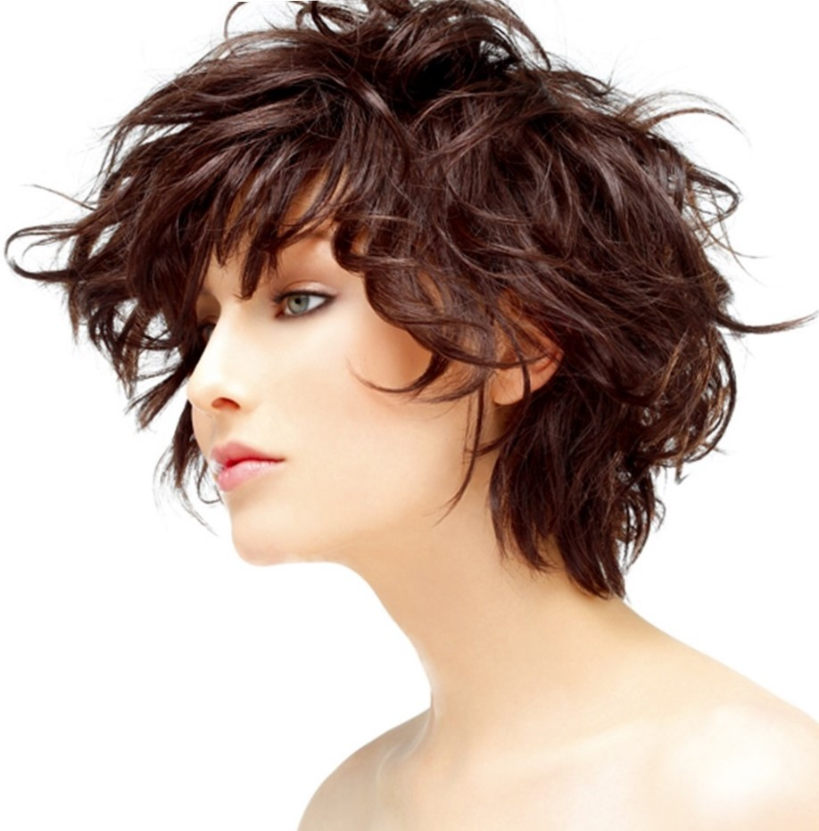 Стильные причёски для девушек фото