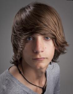 Гаврош - подростковая стрижка для мальчиков