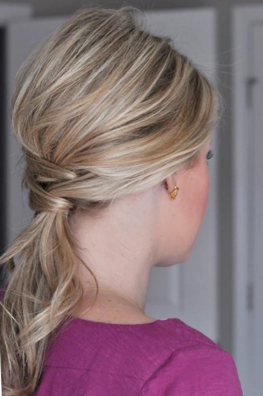 Прически для тонких редких волос