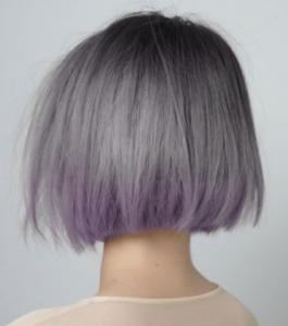 Прически тумблер (тамблер) на короткие волосы