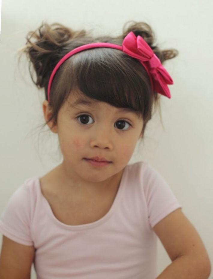 фото причёсок для маленьких девочек