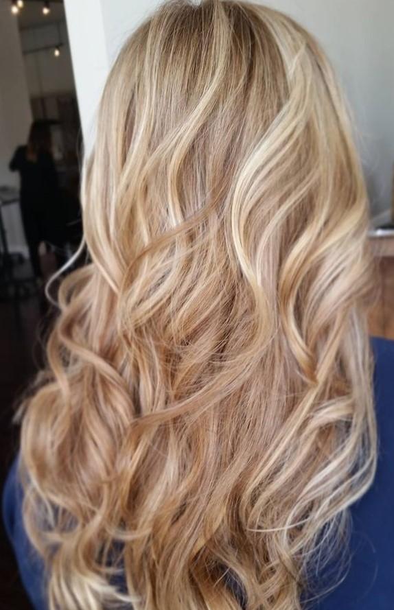 Как сделать кончики волос светлее фото 176