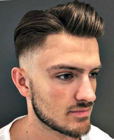 Виды мужских стрижек на короткие волосы
