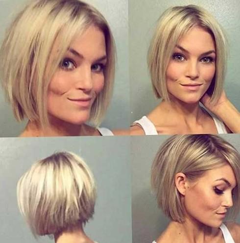 Стрижки 2017 женские на тонкие волосы