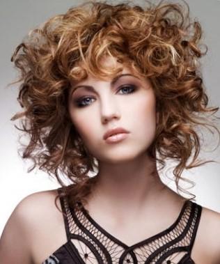 Завивка волос на длительное время