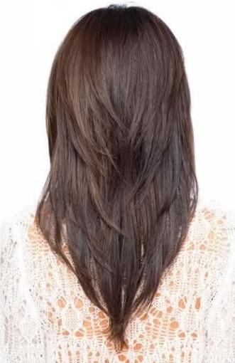 Лисий хвост на короткие волосы