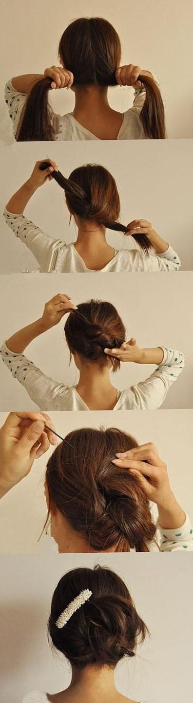 Как сделать себе шикарные волосы 21