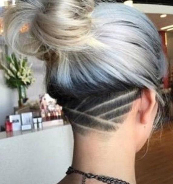Стрижка пиксибоб короткие волосы 128