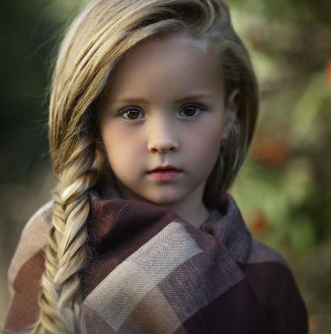 Плетение кос для девочек
