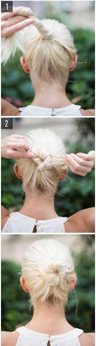 Идеи собранных причесок для длинных волос
