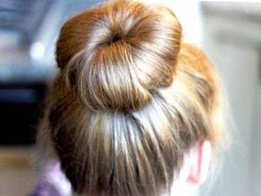 Собранные прически на длинные волосы на основе пучка