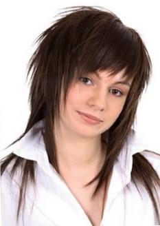 стрижка рапсодия на длинные волосы