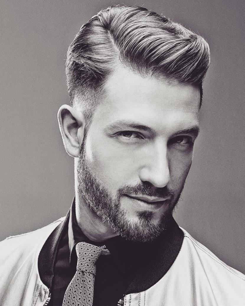 Фото причесок кудрявые волосы мужские 96