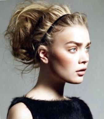 Прически на праздник для длинных волос