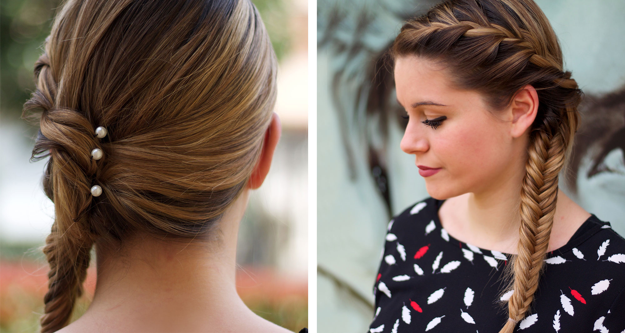 Прически для девочки подростка на средние волосы фото