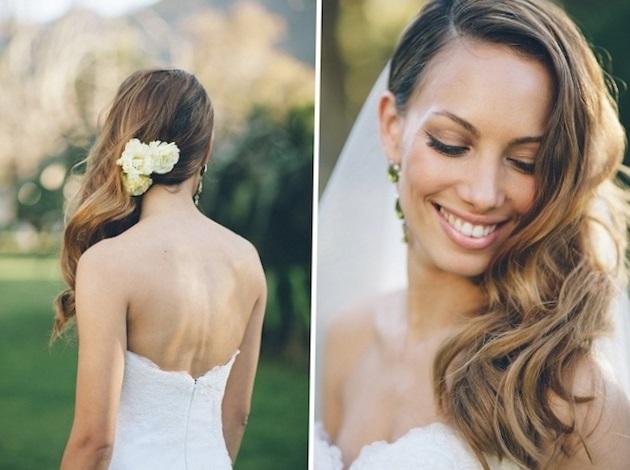 Как сделать прическу на свадьбу самой своими руками